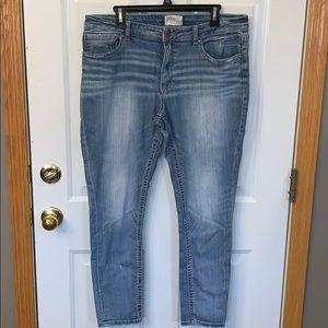 Size 31 BKE Gabby Skinny Jeans